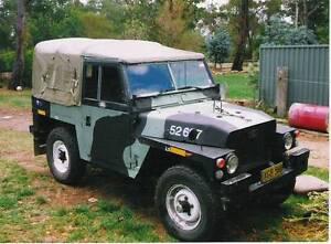 1982 Land Rover (4X4) Ute Balmoral Bowral Area Preview