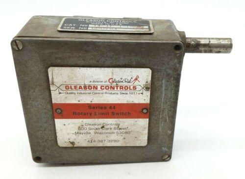 Gleason Controls 44-1E-1-P-32 Rotary Limit Switch