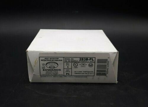 Edwards 283B-PL Heat Detector