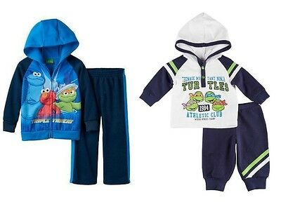 Boys Ninja Turtle Minions Olaf Sesame St Inside Out Angry Disney Outfits 12M-3T - Minions Outfits