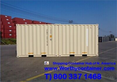 20 Dc Duocon 2x10 - 20 New One Trip Shipping Container In Houston Tx