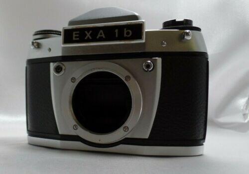 Exa 1B 1 B M42 M 42 mount  SLR vintage camera body only Germany    9398