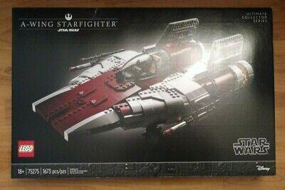 LEGO 75275 A-Wing Starfighter UCS Star Wars - In-Hand - Star Wars Set