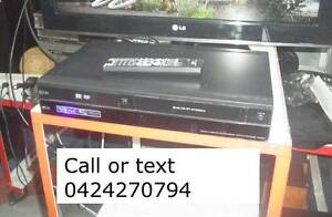 LG RC689D VCR Player DVD Recorder Copy Tape to DVD HDMI Dandenong Greater Dandenong Preview