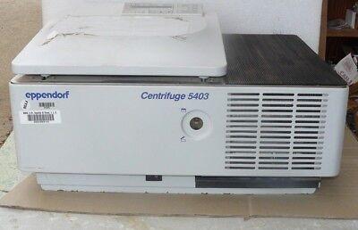 Eppendorf 5403 Refrigerated Centrifuge