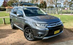 2017 Mitsubishi Outlander ZK MY17 LS 4WD Grey 6 Speed Constant Variable Wagon Ingle Farm Salisbury Area Preview