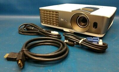BenQ MX720 Projector HDMI 3D Ready 3500 Lumens 13000:1 1080p, 1000-1500 Hours