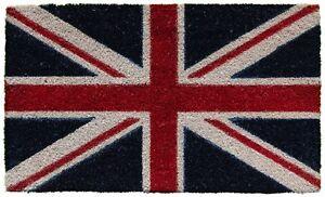 ZERBINO-tappeto-COCCO-NATURALE-44x74-UK-Union-Jack-Bandiera-Inglese ...
