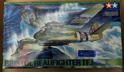 Tamiya 61067 1:48 Bristol Beaufighter TF.Mk.X Plastic Model Kit