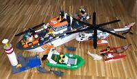 Lego Coast Guard Konvolut (60013 & 60014) Dresden - Räcknitz/Zschertnitz Vorschau