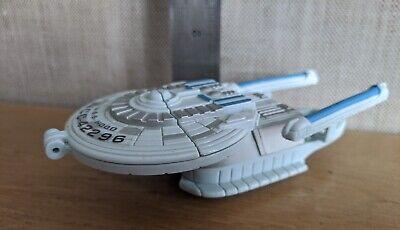 Star Trek Innerspace Excelsior-Class USS Hood NCC-42296 Mini Playset Playmates.