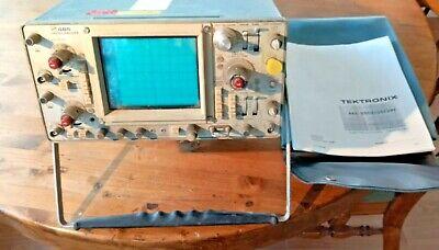 Tektronix Oscilloscope Model 465