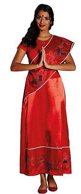 Indische Schönheit Shiva Damenkostüm NEU - Damen Karneval Fasching Verkleidung (Indische Kostüm)