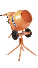 Belle cement mixer new 240v
