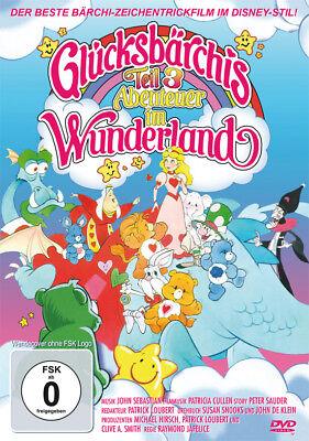 Wunderland Teil (DVD Glücksbärchis Abenteuer im Wunderland Teil 3 deutsch / Abenteuerland)