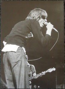 MARK E. SMITH POSTER PAGE . THE FALL . Q8