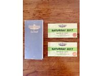 Goodwood Revival general admission tickets - Saturday x2
