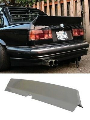 BMW e30 ducktail 3series rear boot trunk spoiler lip wing DTM style for sale  Shipping to Canada