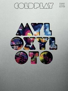 COLDPLAY MYLO XYLOTO PIANO VOCAL GUITAR PVG SHEET MUSIC SONG BOOK NEW SONGBOOK