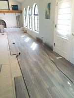 Professional Laminate Installation (LOWEST Price Guaranteed)
