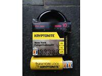 Brand new Kryptonite New York Mini Bicycle U-Lock (the best) - Great bargain (never used)