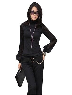 Mississhop Bluse mit Kragen BOHO Style Longshirt Tunika S M L XL