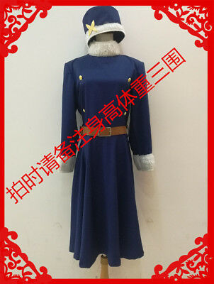 Juvia Lockser Halloween (Faity Tail Juvia Lockser Mage Rain Woman Halloween Cosplay Costume)