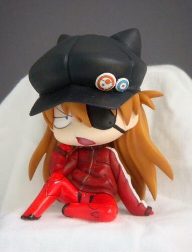 Evangelion 3.0 Asuka Langley Shikinami Q Garage Kit Painted GK Petit Figure