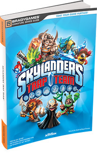 Skylanders Trap Team Signature Series Strategy Guide - Paperback