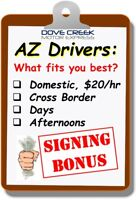 AZ Drivers – What fits you?