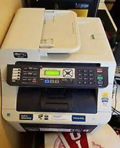 Brother Multifunction Color Laser Printer - Print,Fax,Scan