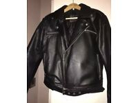 Walking Dead Negan style leather Jacket