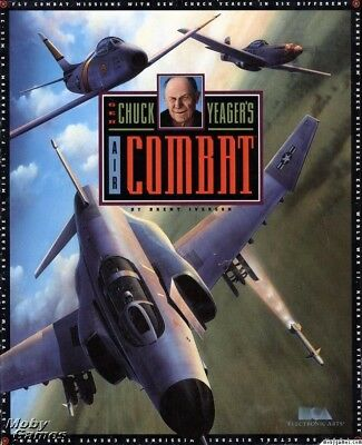 CHUCK YEAGER'S AIR COMBAT +1Clk Windows 10 8 7 Vista XP Install