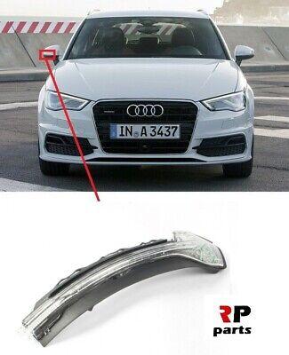 Para Audi A3 2012-2018 Nuevo Retrovisor Indicador Repetidor LED Derecho LHD =