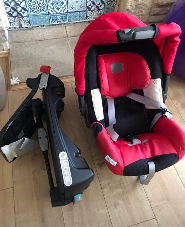 Britax Car Seat Plus Isofix Base