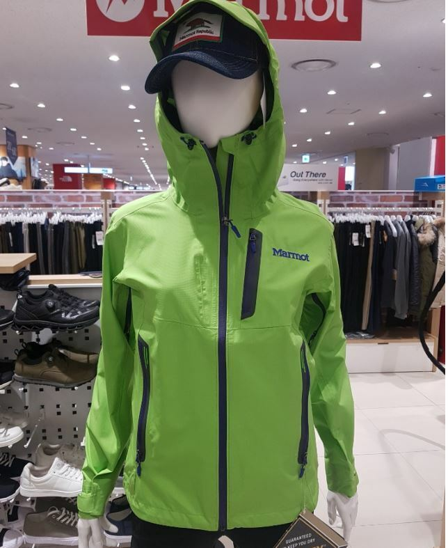 Marmot Speed Light Rain Jacket Water Proof, Gore-Tex,rain ja