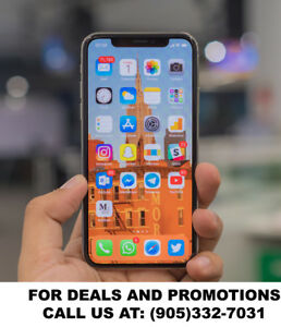 iPhone X, 8 Plus, 8, 6S, 6S Plus, 7, 7 Plus & 5S on Summer sale!