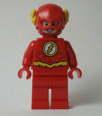 The Flash - Gold Outlines NEW DC Comic From Book Super Hero Lego minifigure