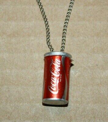Coca Cola Charm Necklace