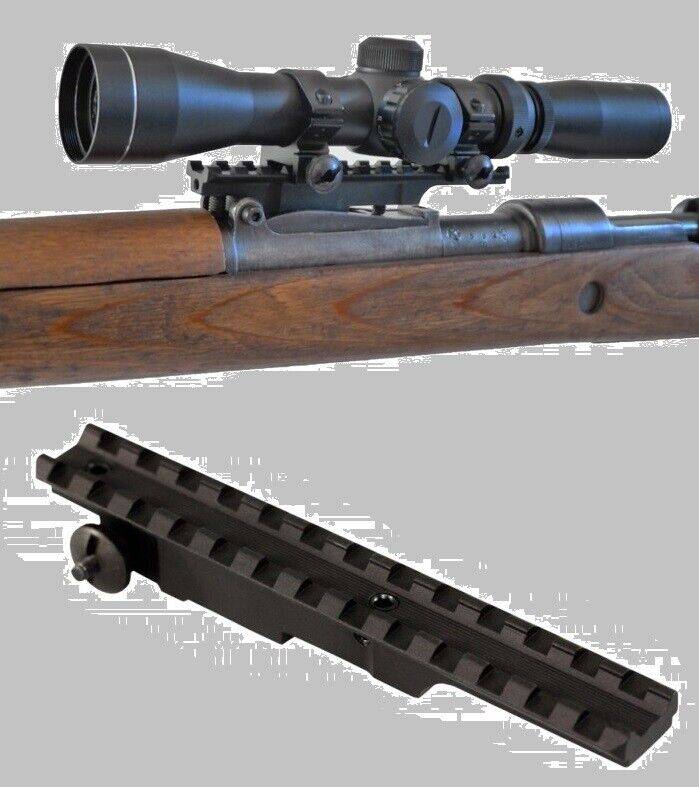 K98 Weaverschiene Picatinny Schiene 21mm