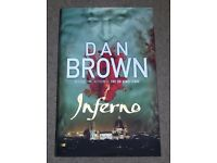 Dan Brown's Inferno - Hardback book
