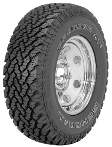 General Tire Light truck- All Terrain-All Season Snowflake Rated