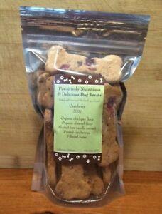 Homemade all natural dog treats!