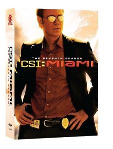 CSI MIAMI Complete Set - SEASON 7 -NEW & SEALED! - $35