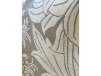 John Lewis Morris & Co Chrysanthemum Rug 170x240cm RRP £600 Ex Display