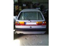 Mk2 golf rear window blind Venetian retro old school rare vw gti GL cl gl new