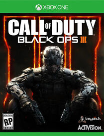call of duty black ops 3 wanted for XBOX ONE not xbox 360 ps3 ps4 pc movie