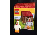 Lego Chicken Suit Guy Minifigure New