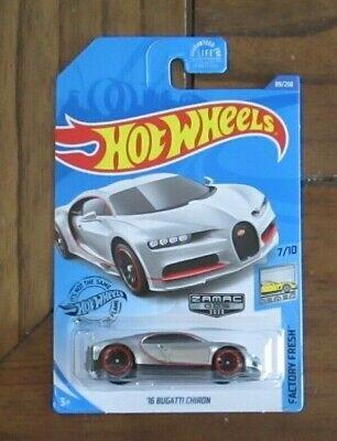 Hot Wheels ZAMAC '16 Bugatti Chiron