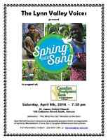 Spring Into Song with the Lynn Valley Voices